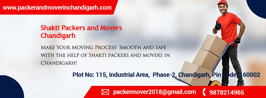 Shakti Packers and Movers in Chandigarh